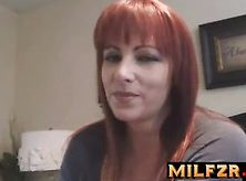 Joi Mom Son Teaching B4 College. Mp4
