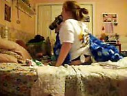 Brother And Sister Dancing/playing 4