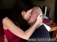 Old Daddy Daughter Horny Senior Bruce Catches Sight Of A Lov