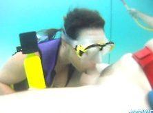 Jodi West Underwater Fun