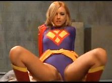 Supergil Lexi Belle – Heroine Cosplay Superhero