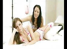 Lesbian Mom Young Girl Enema