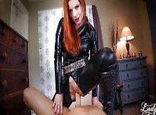 So You Wanna Be My Sex Slave? Lady Fyre -Femdom Pov Milf