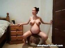 Pregnant Kelly Hart